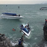 Two tourists killed, two missing in Thai speed boat accident