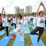 International Day of Yoga marked in Bangkok