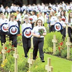 UK, France mark 100 years since WWI battle