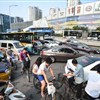 Beijing acts to ease road traffic