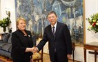 Shanghai delegation visits Chile, led by mayor