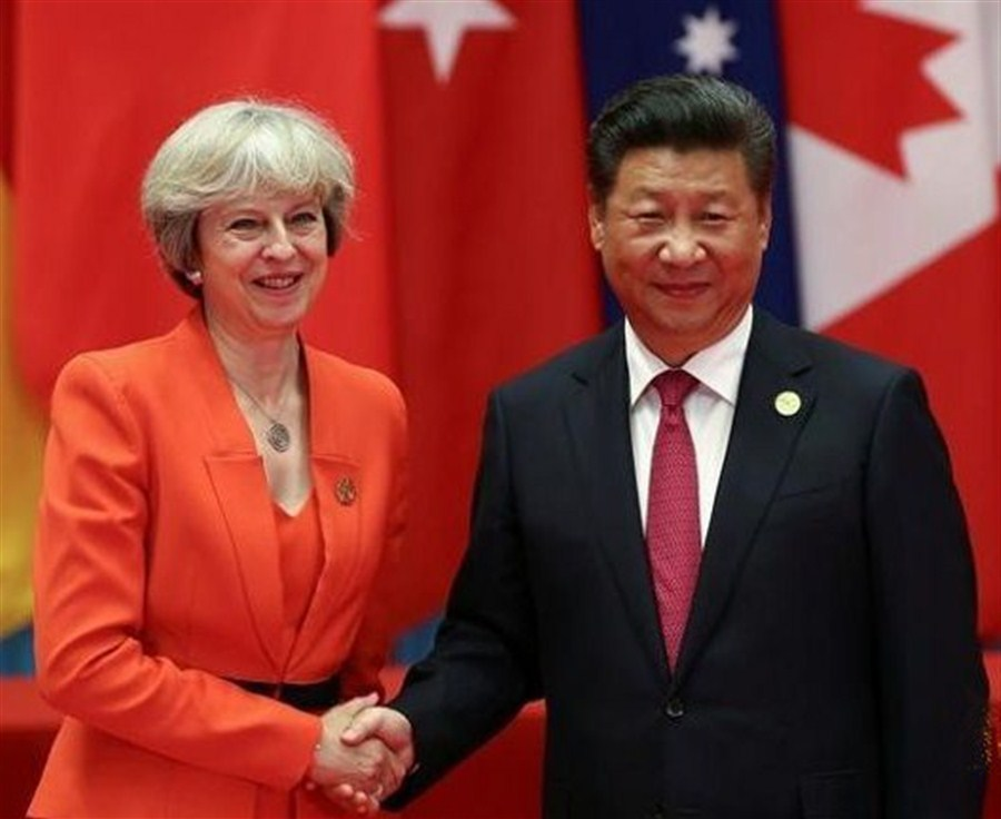 China Will Be Patient With Uk Government On New Trade Agreement