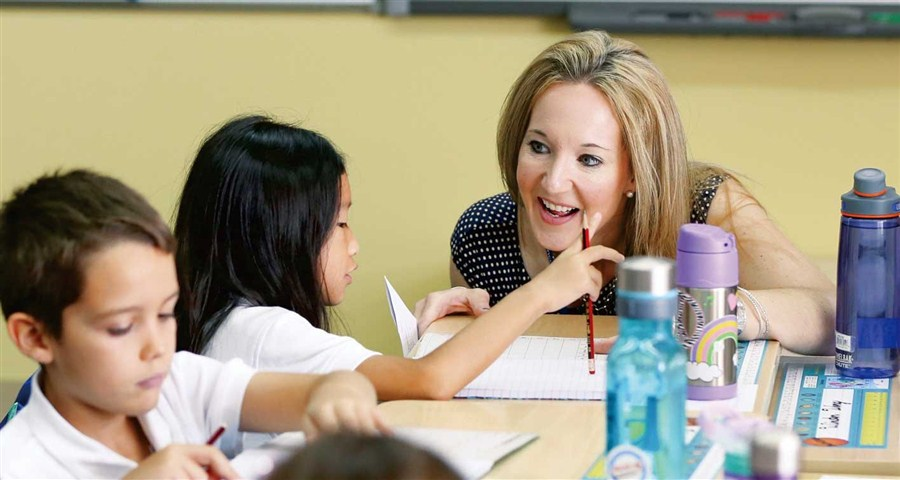 What a teacher wants from parents