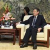 Yang Xiong meets Canadian province leader