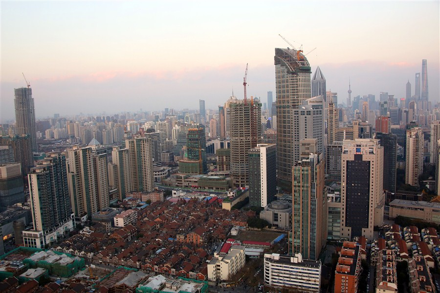 China's property sector grows 8.8% in Q3 | Shanghai Daily