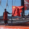 Search suspended for star Chinese sailor lost in mid-Pacific, his lifejacket found