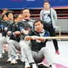 Jiading residents pull together to come out on top