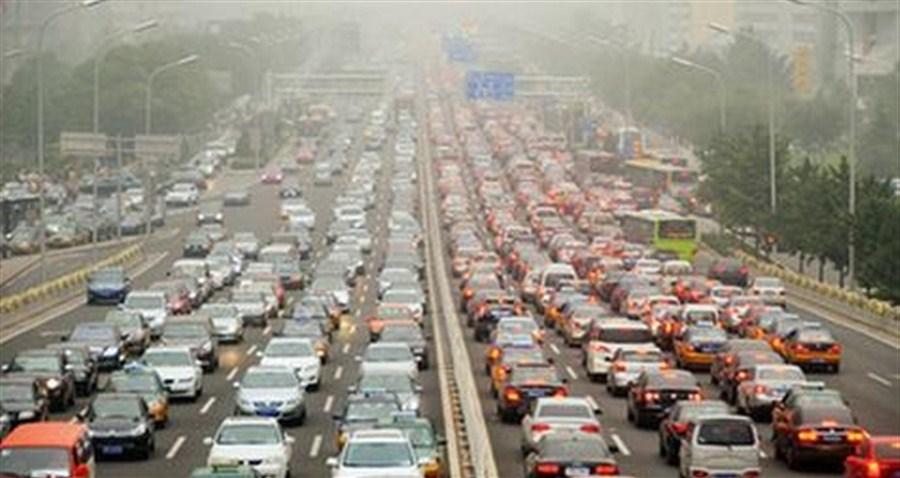Αποτέλεσμα εικόνας για Hangzhou traffic jam
