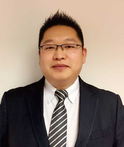 Tony Tan , Executive assistant manager of Novotel Suzhou SIP