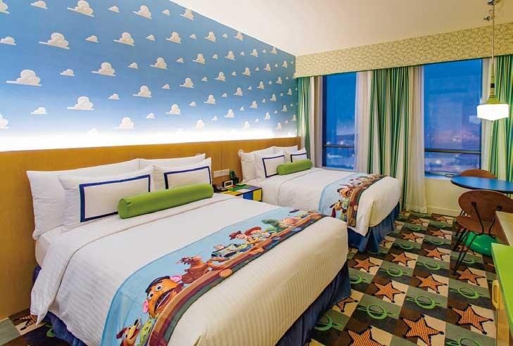 Toy Story Hotel