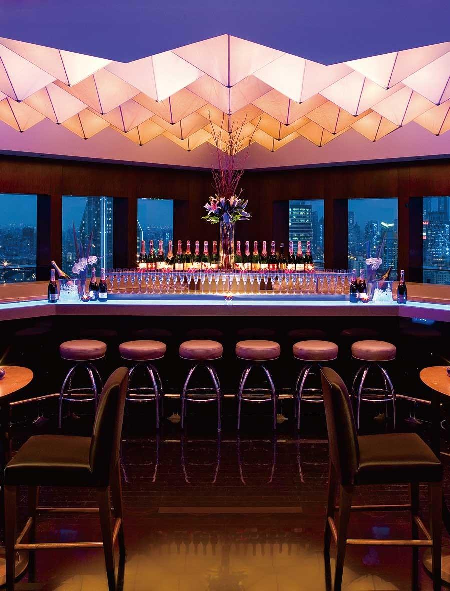 JW's Lounge, JW Marriott Hotel Shanghai Tomorrow Square