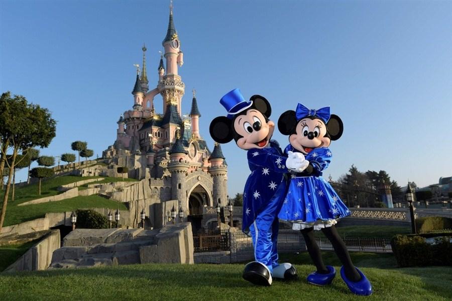 Disneyland Paris Celebrate 25th Anniversary Shanghai Daily