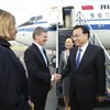 Chinese premier arrives in New Zealand for official visit