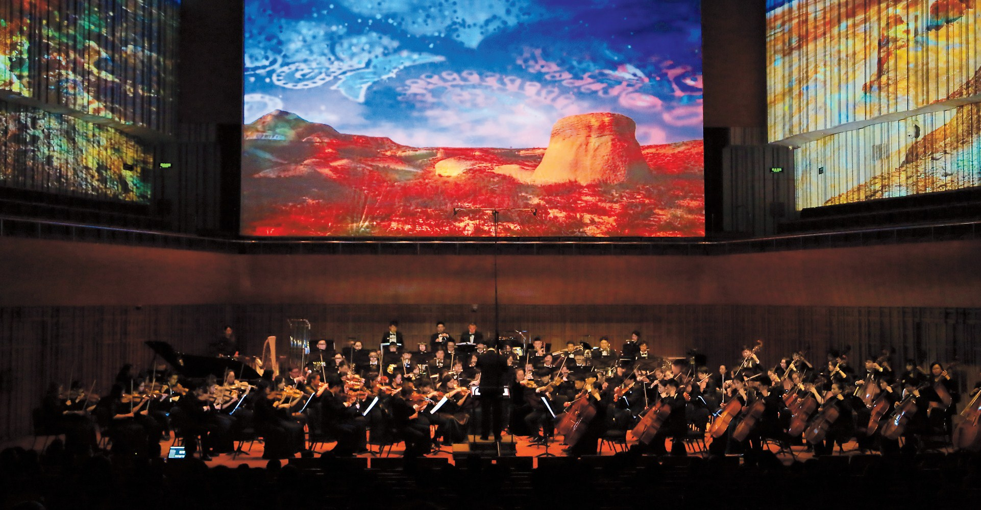 """A Pursuit of Dream on the Silk Road"" will be presented as the closing performance at the Shanghai Oriental Art Center."