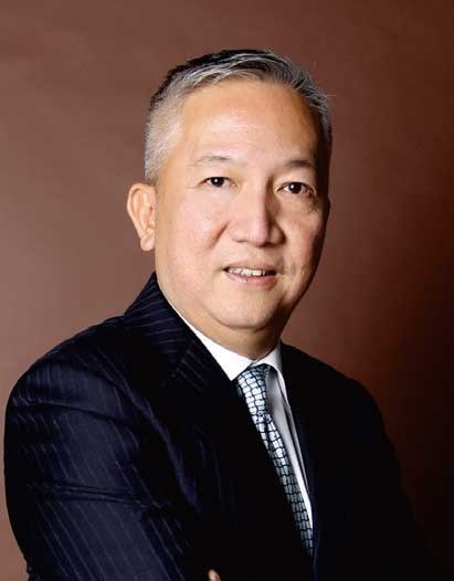 Anthony Ha , Area vice president and general manager of Grand Hyatt Shanghai
