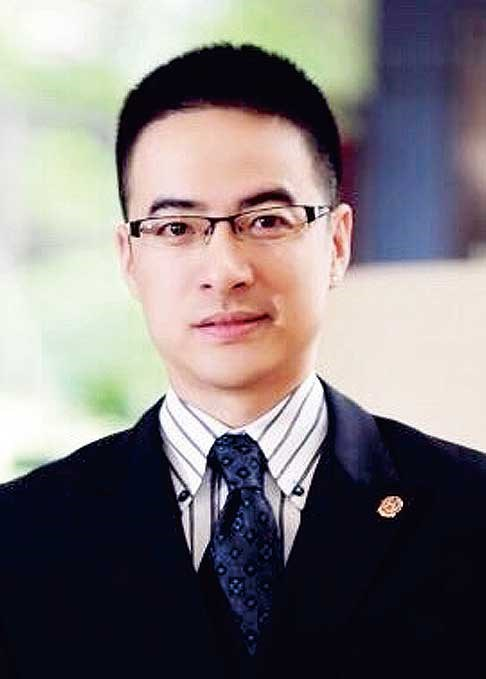 Danthan Xu , Hotel manager of Sheraton Grand Shanghai Pudong Hotel & Residence, Four Points By Sheraton Shanghai Pudong and Sheraton Shanghai Chongming Hotel
