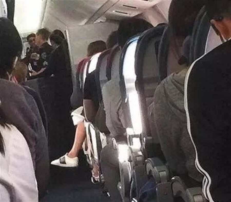 US man charged with forcing Delta flight to return to airport