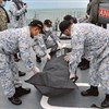 Human remains found inside US ship