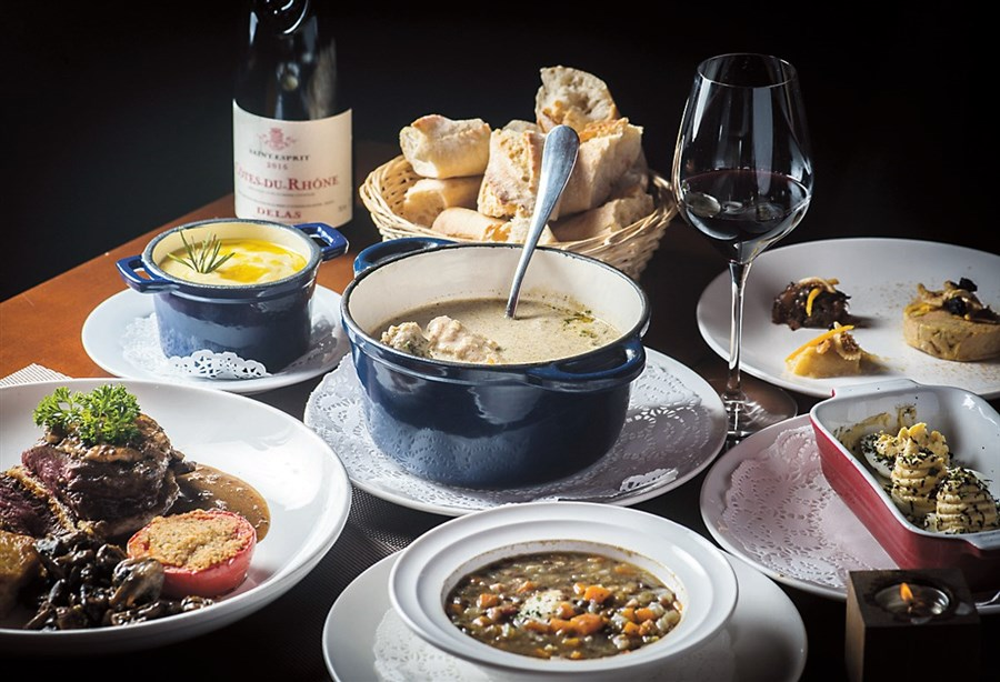 A guardian of authentic french cuisine shanghai daily for Authentic french cuisine