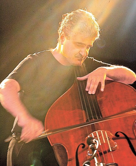 Renau Garcia-Fons Trio