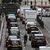 London levy punishes polluting cars