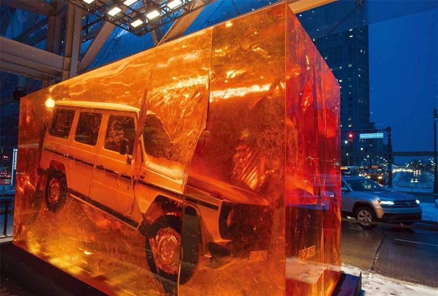Detroit auto show offers nostalgia, glamor